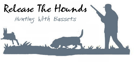 Hunting Basset Hounds